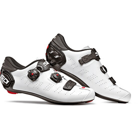 Sidi Ergo 5 Carbon Shoes Herren white/black
